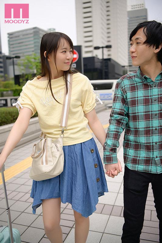 大学上京で遠距離恋愛になってしまった性欲強めな田舎の彼女と4年ぶりに再会 禁欲解禁&連続射精で中出ししまくった3日間。 広瀬みつき キャプチャー画像 1枚目