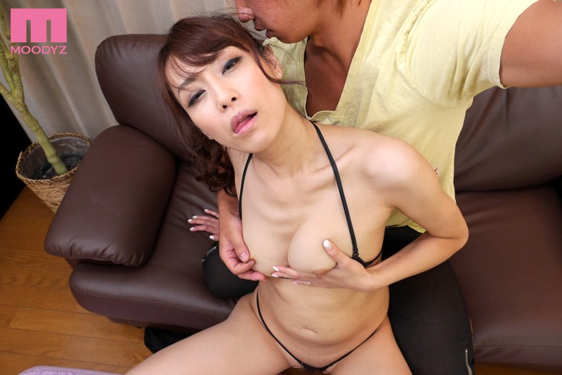 【潮吹き】 妻からの寝取られ実況ビデオレター 広瀬奈々美 キャプチャー画像 8枚目