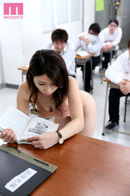 【3P・4P】 ハイレグ奴隷女教師 篠田あゆみ キャプチャー画像 5枚目