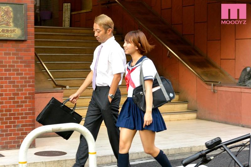 子宮レンタル女子校生 僕の彼女は誰とでも中出しセックスをするッ!! 乙葉ななせ キャプチャー画像 1枚目