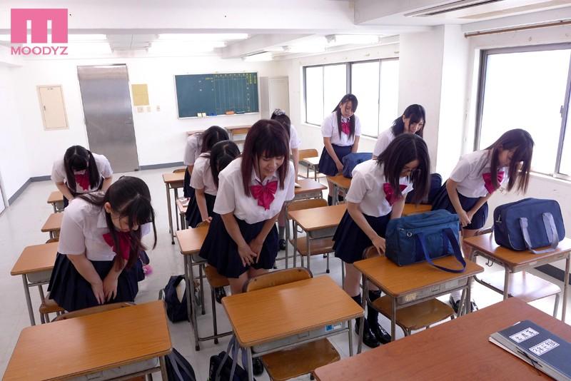 女子校の先生になれるビデオ キャプチャー画像 1枚目