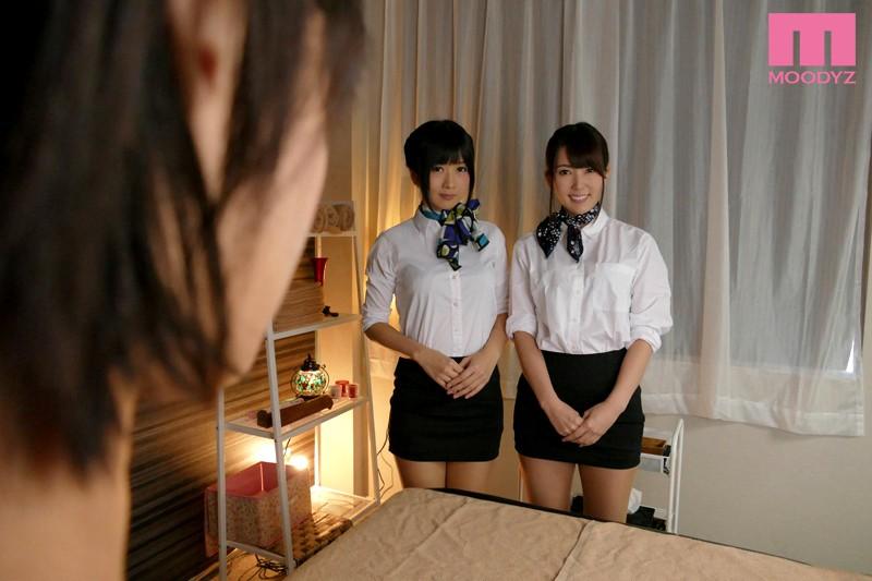 女の子になって、レズ責めされちゃった僕。 大槻ひびき 波多野結衣 画像1