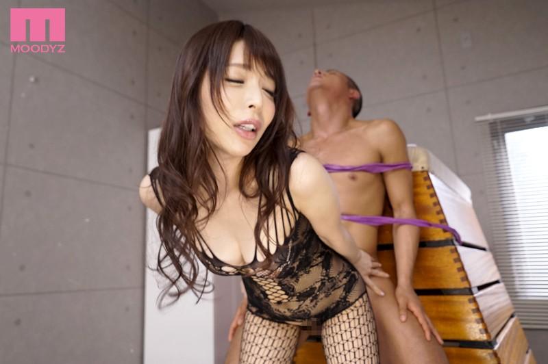 チ○ポ大好き女教師の強●連射手コキ拷問 桜井彩 画像6