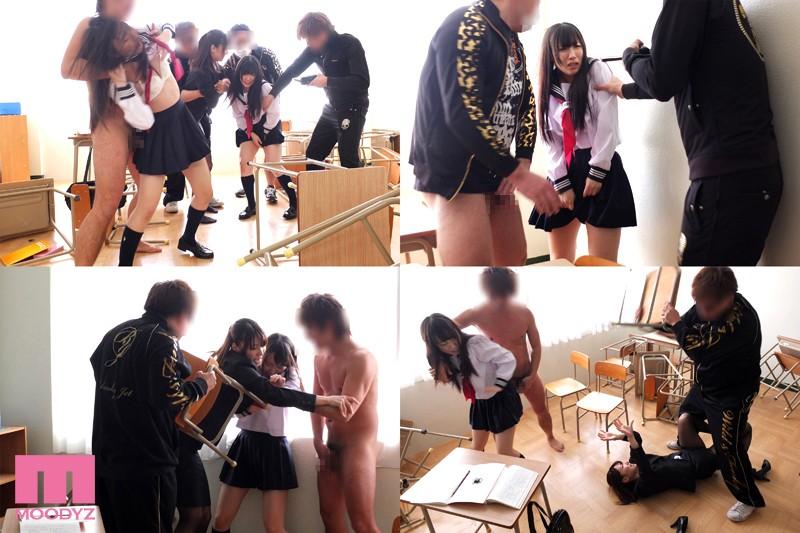 女子校に不法侵入してJKを犯した。 栄川乃亜 2枚目