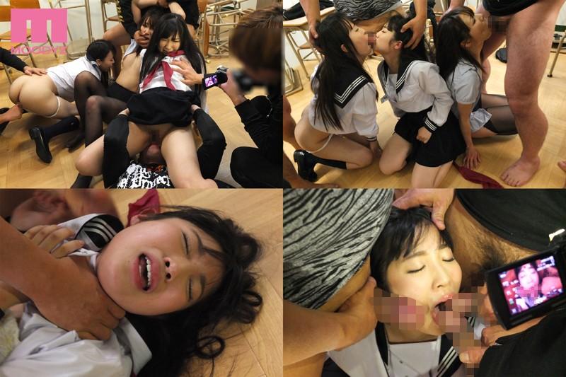 女子校に不法侵入してJKを犯した。 栄川乃亜 6枚目