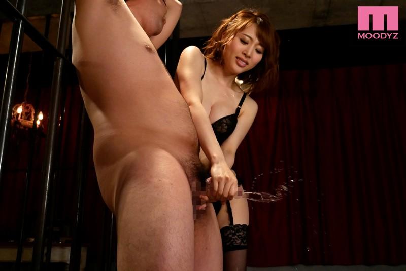 M男の人体を固定する連続射精回春マッサージサロン 本田岬 画像6