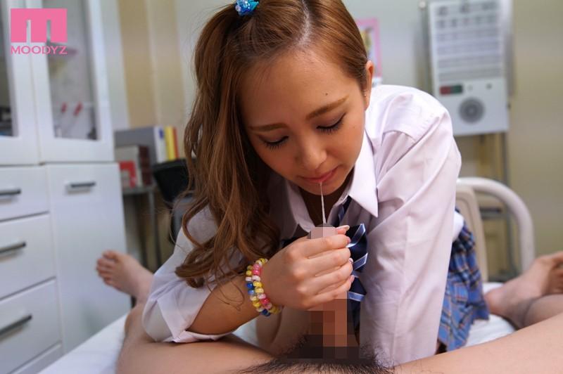 毎日クラスメート全員のペニスを喰っちゃう!おしゃぶりごっくんギャル同級生 冴木エリカ キャプチャー画像 7枚目