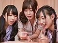お姉ちゃんのパジャマパーティーで僕の童貞チ○ポが人気者!!...sample4