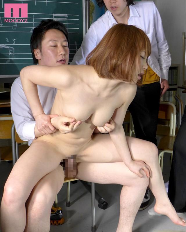 【#小西悠】女教師レイプ輪姦 小西悠[mide00137][MIDE-137] 9