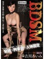 BDSM 緊縛×拘束具×人体固定 吉川あいみ(mide00290)