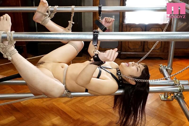 BDSM 緊縛×拘束具×人体固定 神咲詩織 5枚目