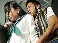 痴漢に溺れて…―通学中に襲われた敏感体質の制服美少女― 七沢みあsample2