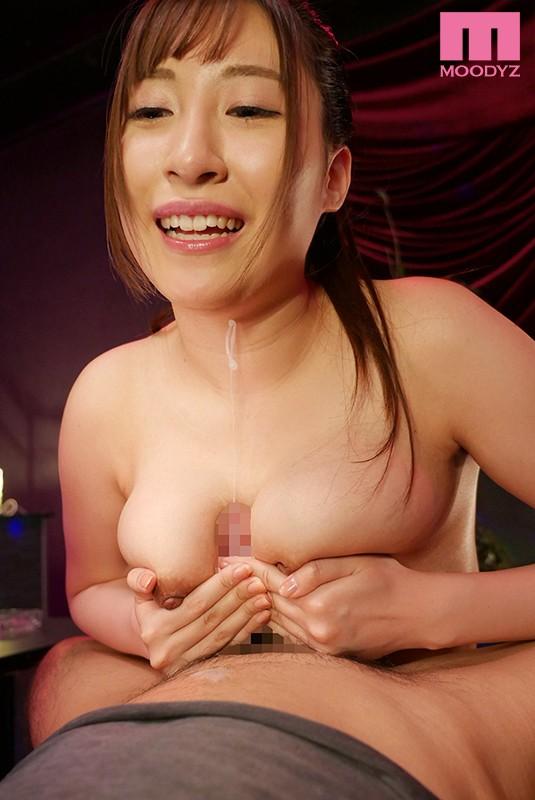 ムラムラが抑えきれずに本番しちゃう敏感Jカップおっパブ嬢 日下部加奈 サンプル画像 3