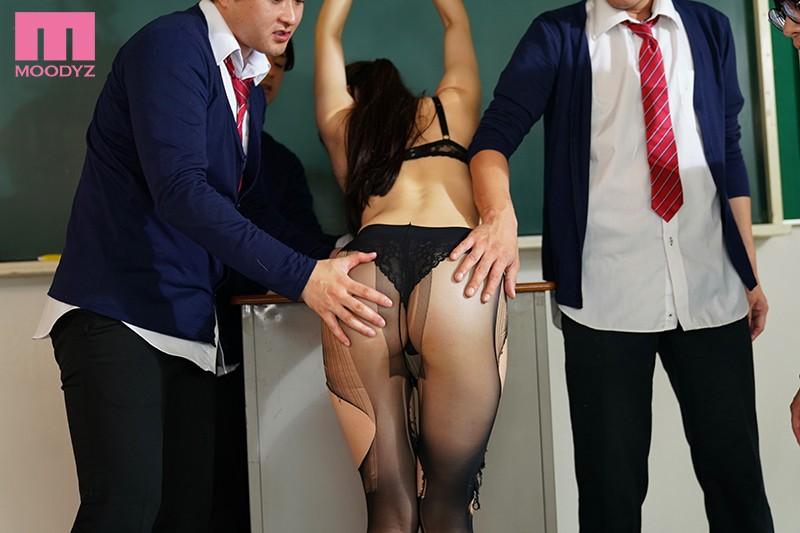 拷問アクメに堕ちる巨乳女教師 高橋しょう子 4枚目