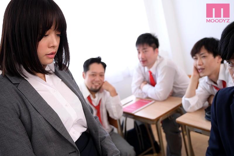 女教師レ×プ輪●〜鬼畜イラマ・集団汚辱〜 八木奈々 10枚目