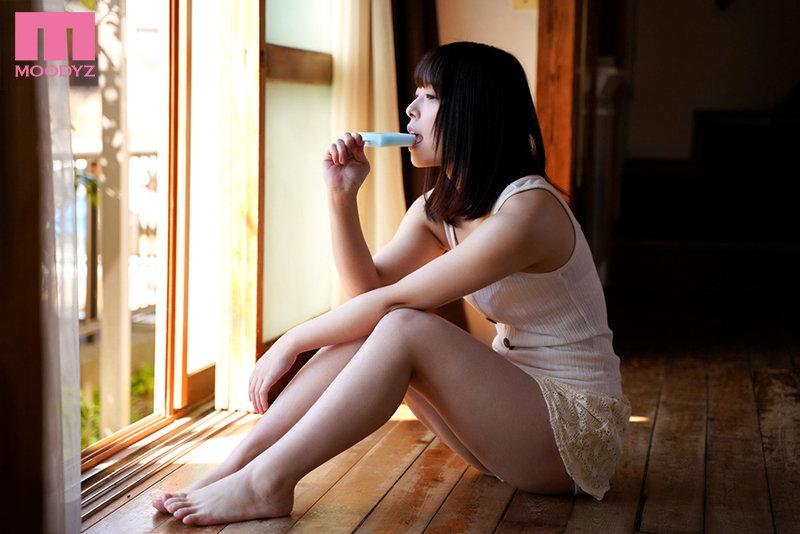 はじめて彼女ができたのにど田舎はやる事がなくて汗だくでエンドレス無制限SEXしまくった 八木奈々 画像1