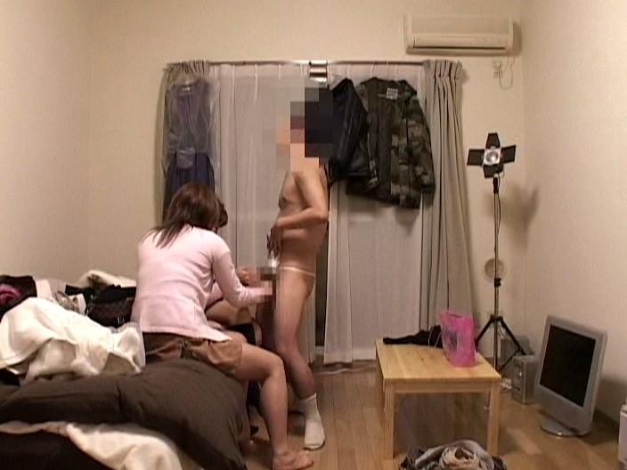 チンポを見たがる女たち36 超過激!素人娘のフェラチオ、手コキ、アナル舐め編 画像6