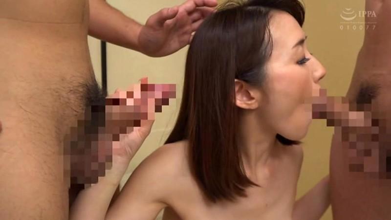 女優のドタキャンでメイクの坂上さんがAVデビュー! 坂上成美 15枚目