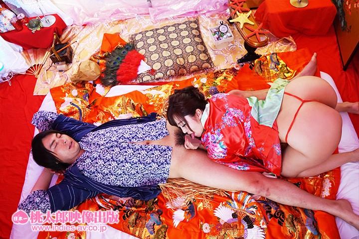 エロすぎる日本昔ばなし5 第十一話 絶倫浦島太郎と豊満すぎる乙姫 KAORI 14枚目