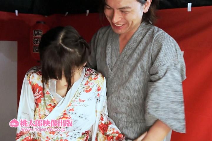 エロすぎる日本昔ばなし6 「織姫と彦星と寝取り金太郎」 第12話 織姫ギャングバング 1枚目