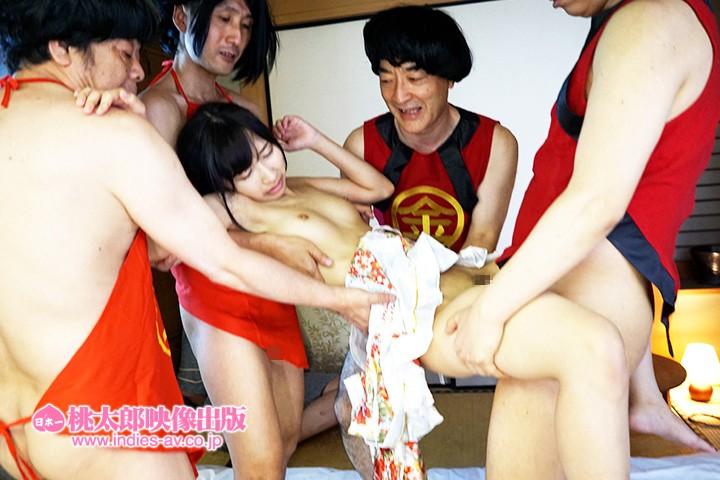 エロすぎる日本昔ばなし6 「織姫と彦星と寝取り金太郎」 第12話 織姫ギャングバング 13枚目