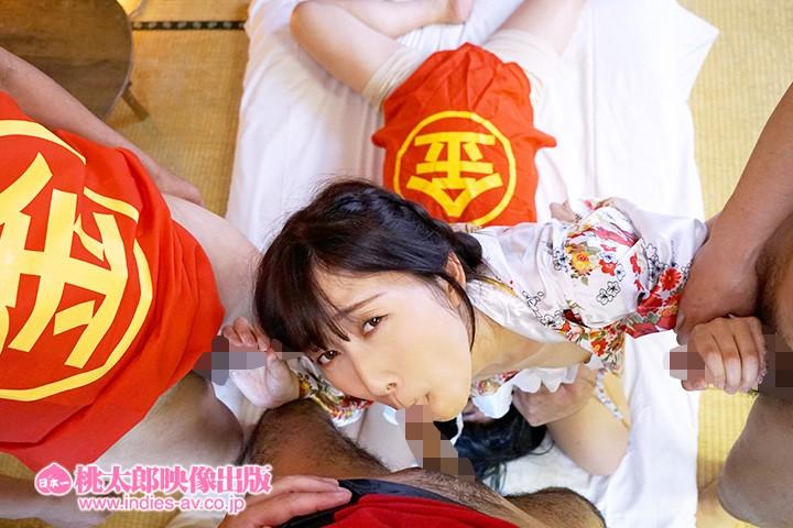 エロすぎる日本昔ばなし6 「織姫と彦星と寝取り金太郎」 第12話 織姫ギャングバング 7枚目