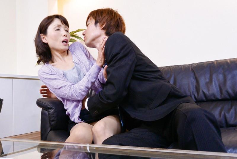 嫁の母 欲求不満の五十路義母に中出し 隅田涼子 2枚目