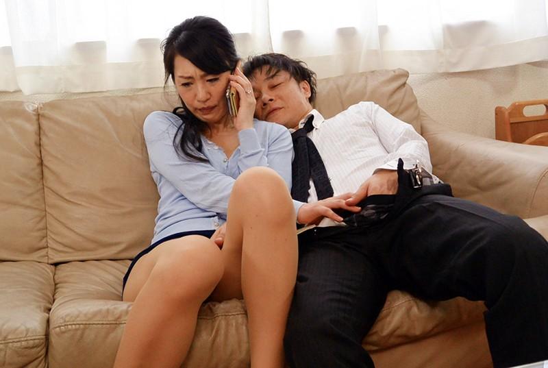 どうか、主人をクビにしないで下さい… リストラ対象となった夫の為に、上司に犯され続けて理性を失う人妻 佐伯かのん 7枚目