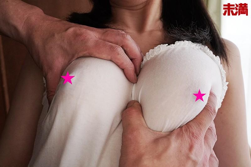 花守みらい 「『AV無理』19歳人気グラドルを騙し撮り 透き通るむっちりFカップ'天使のおっぱい'をムッチャ揉み!!」 サンプル画像 5