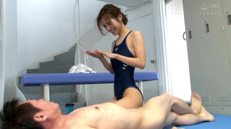 あのコが、ボクを窒息させながら乳首を弄ってくる意地悪痴女だったらイイナ。武藤あやか4