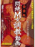 発禁版 悶絶M女調教動画 ダウンロード
