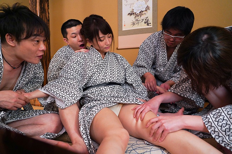 MRSS-072 Studio Misesu no Sugao/Emmanuelle - A Cuckold Company Vacation This Is The Story Of How The Boss's Wife Got Creampie Fucked By His Employees Mao Kurata big image 5