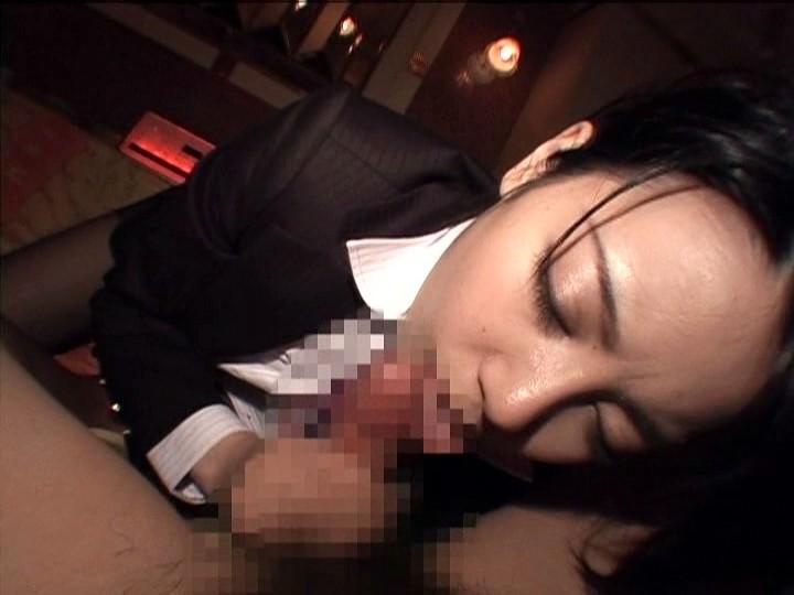SEX依存症の女 淫乱美脚セレブ美女 J○L勤務 裕子23歳 画像18
