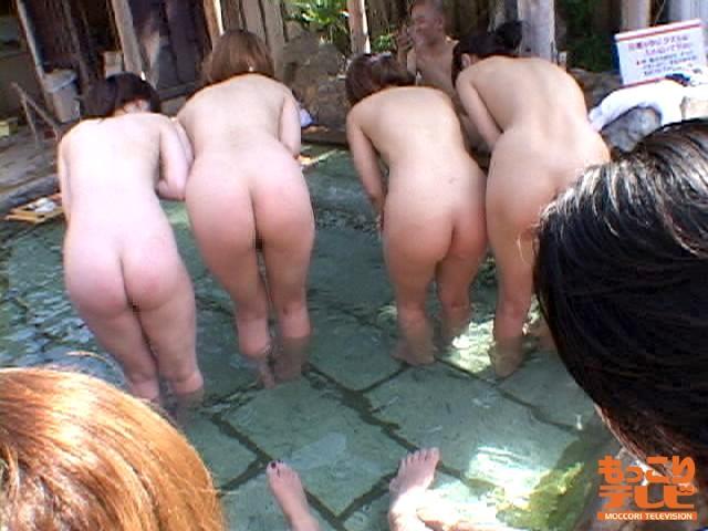 一般女性とハレンチ混浴パラダイス!8時間 画像3