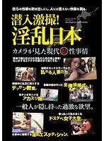 潜入激撮!淫乱日本 カメラが見た現代○秘性事情 ダウンロード