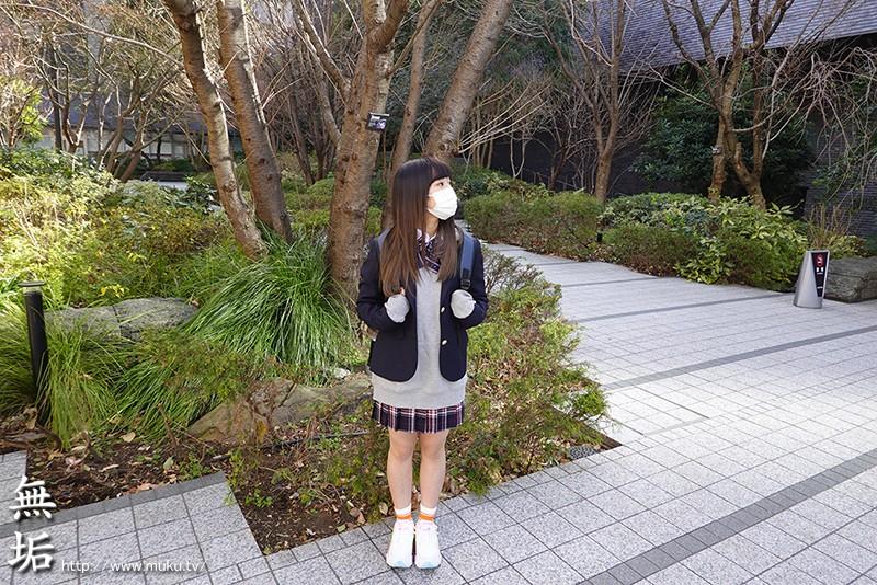 145cmの宅配少女。 私を届けていいですか? 桜木なえ 画像1