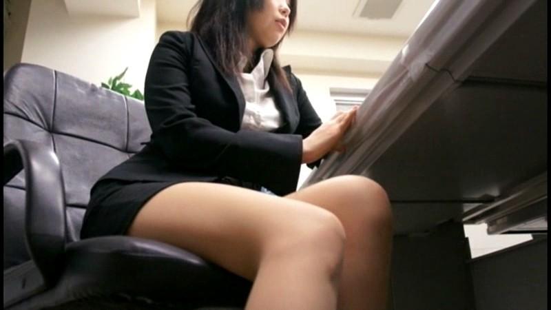 会社で女子社員の脚ばかり見ちゃうんです 画像12