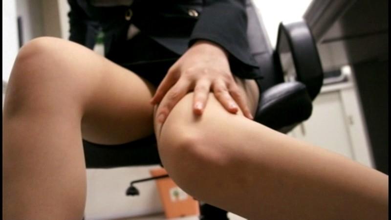 会社で女子社員の脚ばかり見ちゃうんです 画像13