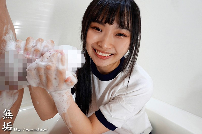 純粋無垢な少女10人!完全撮り卸230分 お風呂で癒しのち●ぽ洗いフェラチオ射精 画像1