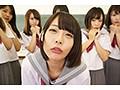 【VR】【超長尺VR!】純粋無垢な制服美少女10人とハーレム学...sample10