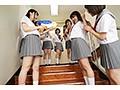 【VR】【超長尺VR!】純粋無垢な制服美少女10人とハーレム学園生活 女の子たちの真っ白なパンティの匂いをリアルに感じる350分 超ド迫力でパンティを楽しむノーモザイクVRのサムネイル