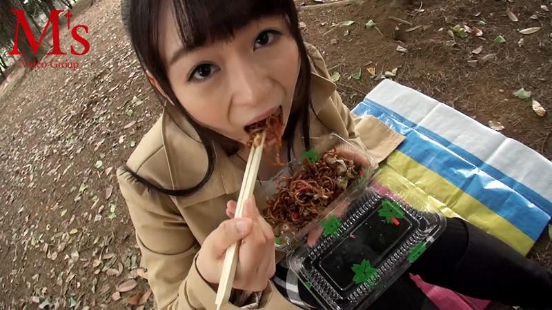 【手コキ】食ザー露出ハイキング 羽月希 キャプチャー画像 3枚目