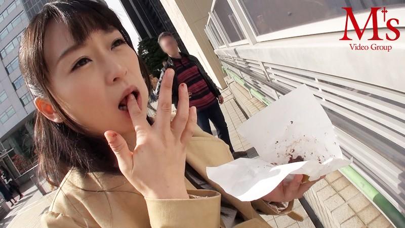 【手コキ】食ザー露出ハイキング 羽月希 キャプチャー画像 8枚目