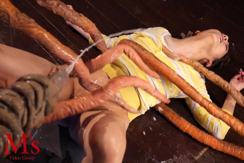 【#みづなれい(みずなれい)】触手貫通!ドラッグ漬け 3穴生贄FUCK みづなれい[mvsd00228][MVSD-228] 5