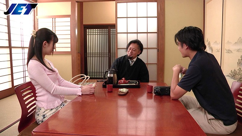 NDRA-049 Studio JET Eizo - My Wife And I Took A Trip To A Hot Springs Resort When A Group Of Unruly Travelers Accosted Her In The Banquet Hall And Made Her Serve Them Drinks... And Much, Much More. Akari Mitani