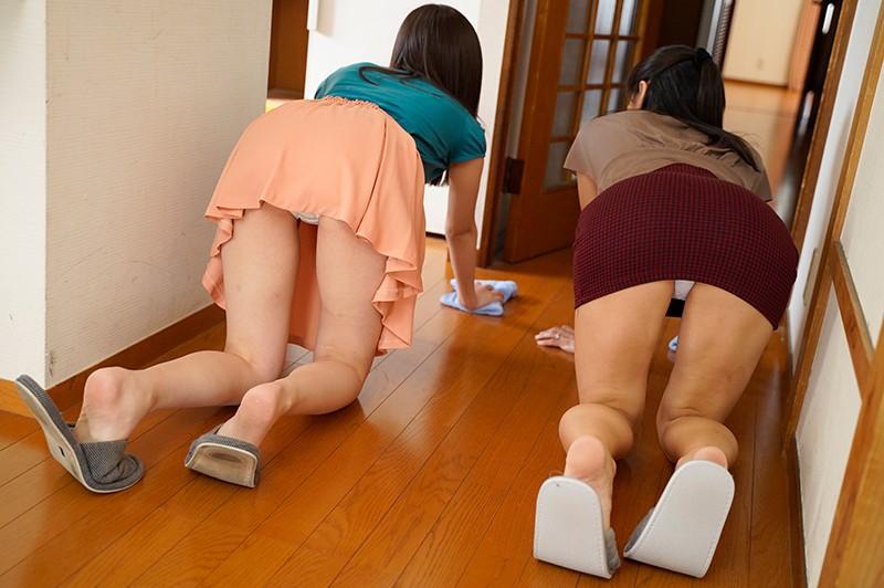 彼女に内緒で彼女の母ともヤってます… 平岡里枝子 画像3