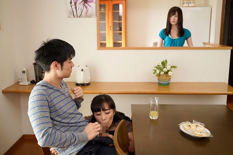 彼女に内緒で彼女の母ともヤってます… 平岡里枝子 画像4