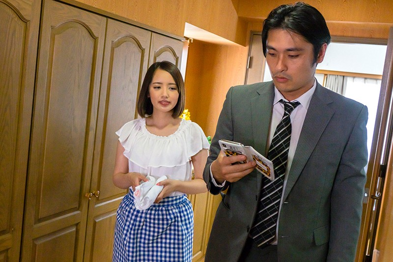 NGOD-108 Studio JET Eizo - I Want You To Listen To My Cuckold Story - A Young Wife Sobs As She Lets Herself Get Fucked To Pay Back Her Husband's Cryptocurrency Debts - Kanna Misaki big image 2