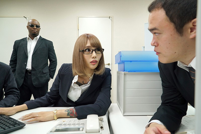 NGOD-118 Studio JET Eizo - Black Evildoer NTR Sex This Black Investor Who Came To Japan From The Los Angeles Office Is Plunging His Dark Materials Into A Pussy Venture-Seeking Accountant Housewife Elle Sato big image 3