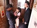 黒人語学NTR 隣家の陽気な黒人男性の英会話教室で漆黒の巨根...sample2